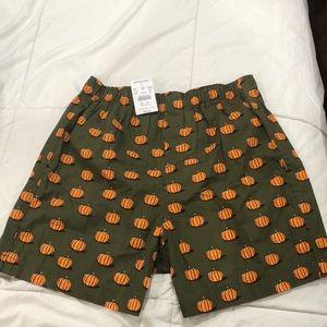 Boys Pumpkin Boxers